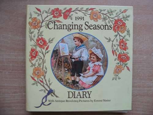 Photo of CHANGING SEASONS 1991 APPOINTMENT CALENDAR- Stock Number: 583821