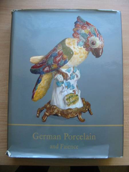 Photo of GERMAN PORCELAIN AND FAIENCE- Stock Number: 583872