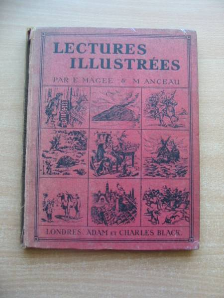 Photo of LECTURES ILLUSTREES written by Magee, E.<br />Anceau, M. published by A. &amp; C. Black (STOCK CODE: 584475)  for sale by Stella & Rose's Books