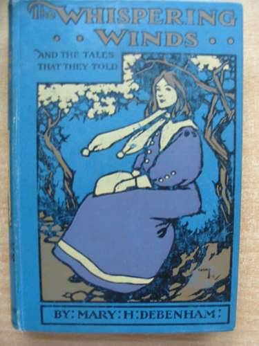 Photo of THE WHISPERING WINDS AND THE TALES THAT THEY TOLD written by Debenham, Mary H. illustrated by Hardy, Paul published by Blackie & Son Ltd. (STOCK CODE: 584792)  for sale by Stella & Rose's Books