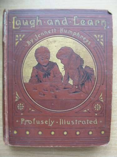 Photo of LAUGH AND LEARN written by Humphreys, Jennett published by Blackie & Son (STOCK CODE: 584798)  for sale by Stella & Rose's Books