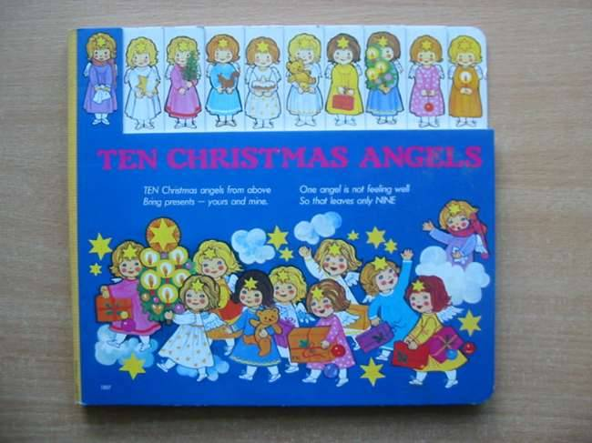 Photo of TEN CHRISTMAS ANGELS published by Brimax Books (STOCK CODE: 584924)  for sale by Stella & Rose's Books