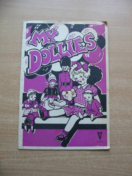 Photo of MY DOLLIES published by Brown & Bibby (STOCK CODE: 585076)  for sale by Stella & Rose's Books