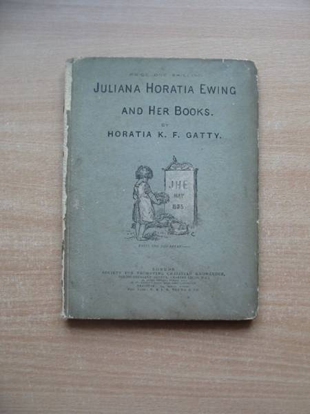 Photo of JULIANA HORATIA EWING AND HER BOOKS- Stock Number: 585246