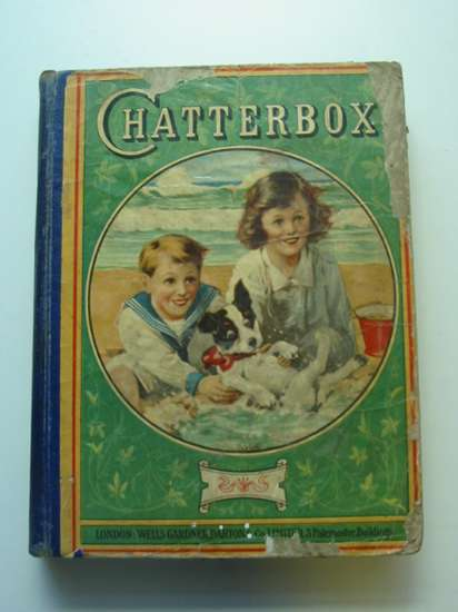 Photo of CHATTERBOX ANNUAL 1921 published by Wells Gardner, Darton & Co. Ltd. (STOCK CODE: 585905)  for sale by Stella & Rose's Books