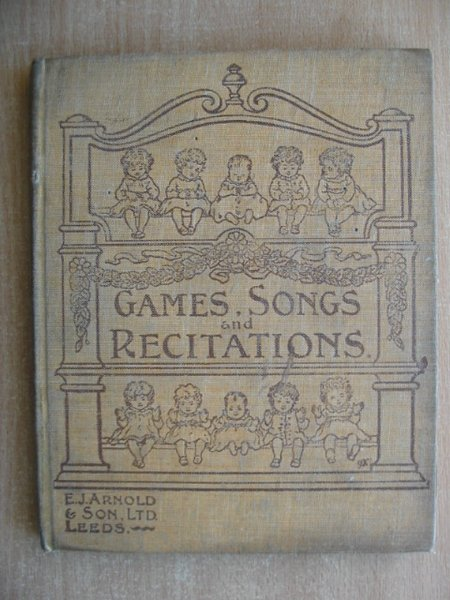 Photo of GAMES, SONGS AND RECITATIONS written by Gardiner, Alfonzo published by E.J. Arnold & Son Ltd. (STOCK CODE: 586195)  for sale by Stella & Rose's Books