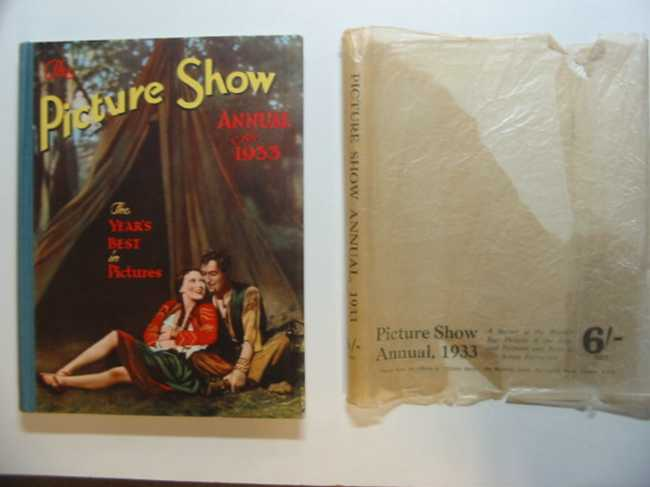 Photo of PICTURE SHOW ANNUAL 1933 published by The Amalgamated Press (STOCK CODE: 586405)  for sale by Stella & Rose's Books