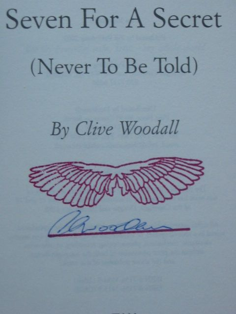 Photo of SEVEN FOR A SECRET (NEVER TO BE TOLD) written by Woodall, Clive published by Ziji Publishing, Duckworth (STOCK CODE: 586931)  for sale by Stella & Rose's Books