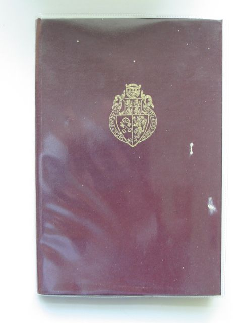 Photo of THE HISTORY OF SEATON CAREW GOLF CLUB 1874-1974- Stock Number: 587290