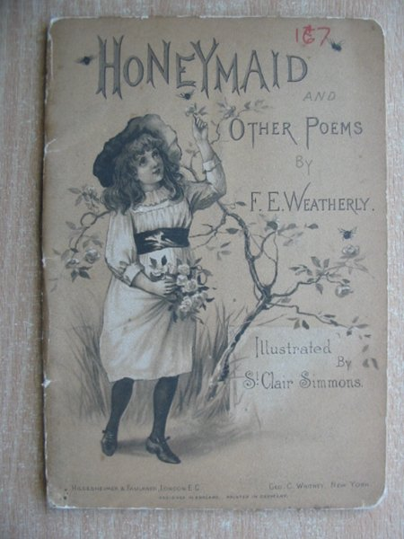 Photo of HONEYMAID AND OTHER POEMS- Stock Number: 588286