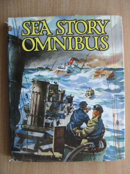 Photo of THE SEA STORY OMNIBUS written by Dawlish, Peter