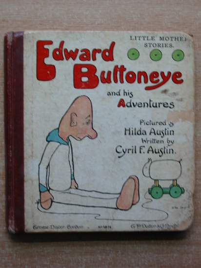 Photo of EDWARD BUTTONEYE AND HIS ADVENTURES written by Austin, Hilda illustrated by Austin, Cyril F. published by Ernest Nister (STOCK CODE: 588937)  for sale by Stella & Rose's Books