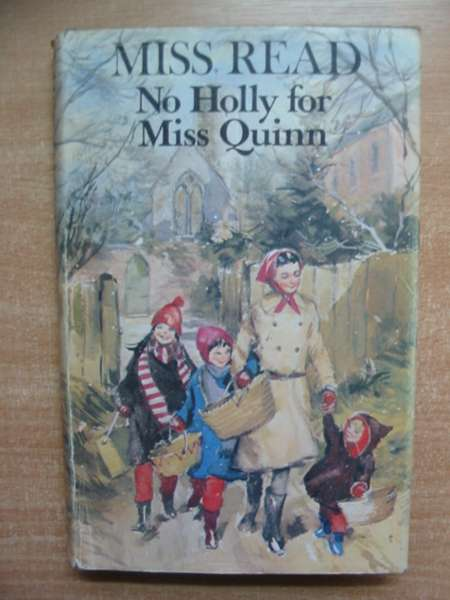 Photo of NO HOLLY FOR MISS QUINN written by Read, Miss illustrated by Goodall, John S. published by Michael Joseph (STOCK CODE: 589276)  for sale by Stella & Rose's Books