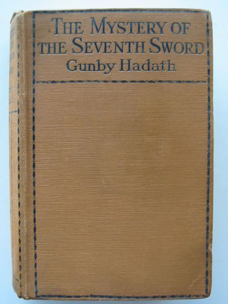 Photo of THE MYSTERY OF THE SEVENTH SWORD- Stock Number: 589370
