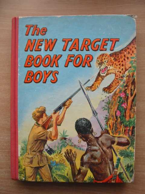 Photo of THE NEW TARGET BOOK FOR BOYS published by Spring Books (STOCK CODE: 589503)  for sale by Stella & Rose's Books