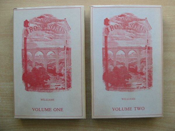 Photo of OUR IRON ROADS (TWO VOLUMES)- Stock Number: 589829