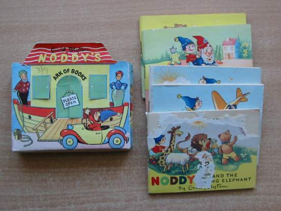 Photo of NODDY'S ARK OF BOOKS written by Blyton, Enid published by Sampson Low, Marston & Co. (STOCK CODE: 589971)  for sale by Stella & Rose's Books