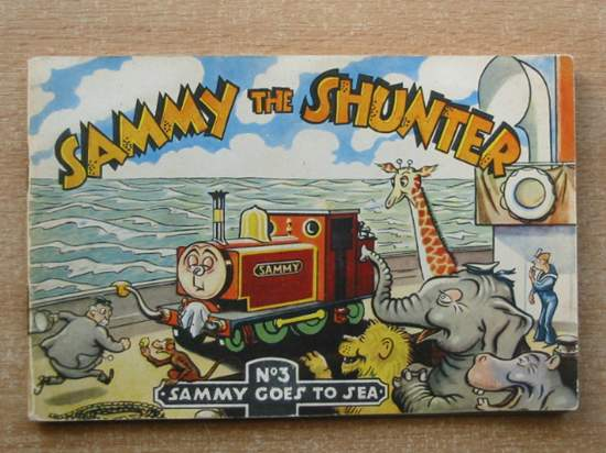 Photo of SAMMY GOES TO SEA written by Gibb, Eileen published by Ian Allan Ltd. (STOCK CODE: 590002)  for sale by Stella & Rose's Books