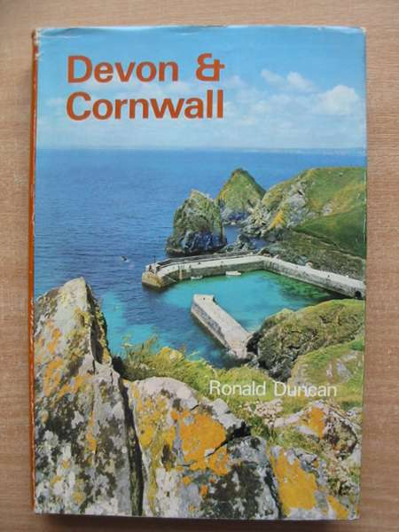 Photo of DEVON AND CORNWALL written by Duncan, Ronald published by B.T. Batsford (STOCK CODE: 590450)  for sale by Stella & Rose's Books