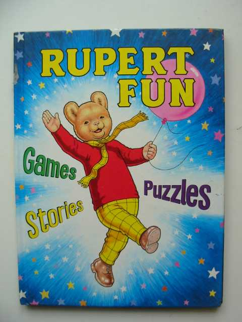 Photo of RUPERT FUN written by Bestall, Alfred illustrated by Bestall, Alfred published by Express Newspapers Ltd. (STOCK CODE: 590532)  for sale by Stella & Rose's Books