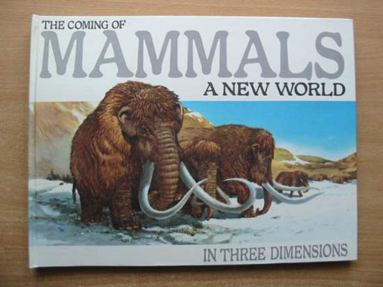 Photo of THE COMING OF MAMMALS- Stock Number: 590670