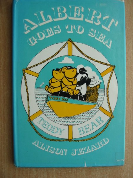 Photo of ALBERT GOES TO SEA written by Jezard, Alison illustrated by Gordon, Margaret published by Victor Gollancz Ltd. (STOCK CODE: 590936)  for sale by Stella & Rose's Books