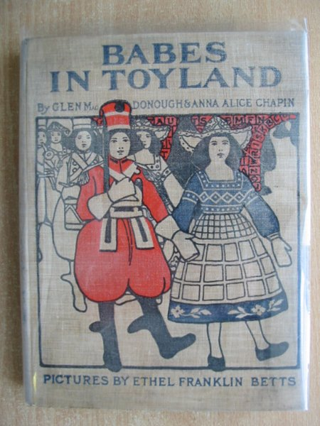 Photo of BABES IN TOYLAND written by MacDonough, Glen<br />Chapin, Anna Alice illustrated by Betts, Ethel Franklin published by David Nutt (STOCK CODE: 591527)  for sale by Stella & Rose's Books
