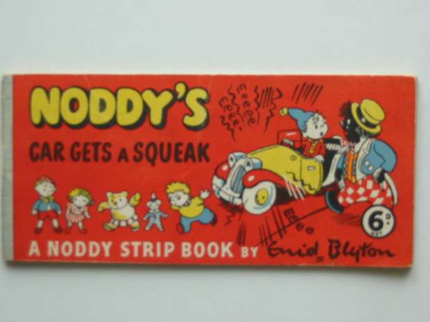 Photo of NODDY'S CAR GETS A SQUEAK written by Blyton, Enid published by Sampson Low (STOCK CODE: 591562)  for sale by Stella & Rose's Books