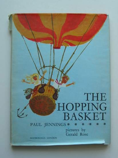 Photo of THE HOPPING BASKET- Stock Number: 591637