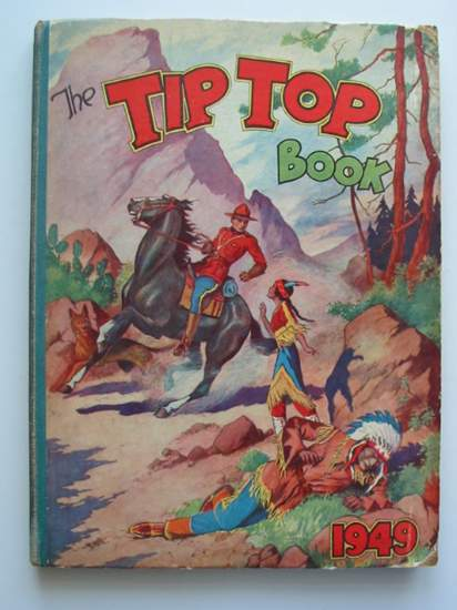 Photo of THE TIP TOP BOOK 1949 published by The Amalgamated Press (STOCK CODE: 591649)  for sale by Stella & Rose's Books
