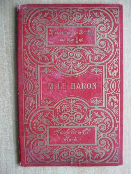 Photo of MONSIEUR LE BARON- Stock Number: 591736