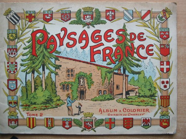 Photo of PAYSAGES DE FRANCE TOME 2 illustrated by Charley,  published by Ch. R. & Cie (STOCK CODE: 591737)  for sale by Stella & Rose's Books