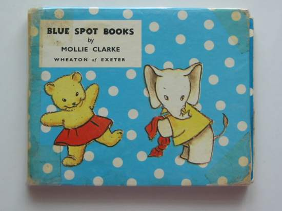 Photo of BLUE SPOT BOOKS- Stock Number: 591909