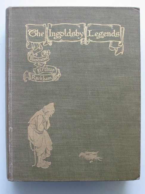 Photo of THE INGOLDSBY LEGENDS- Stock Number: 592196