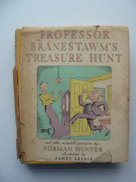 Photo of PROFESSOR BRANESTAWM'S TREASURE HUNT- Stock Number: 593036
