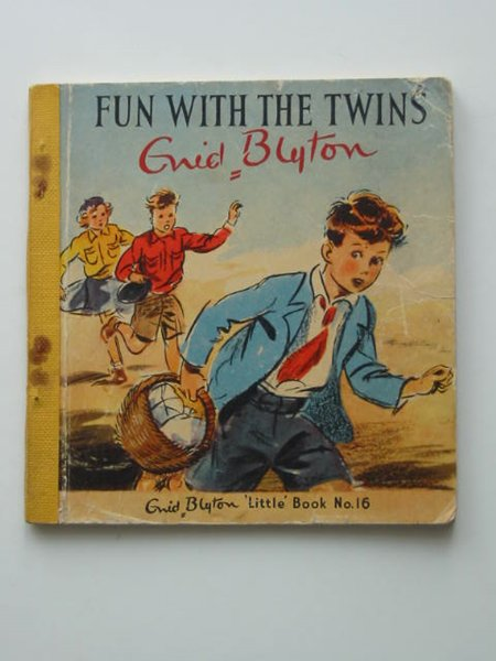 Photo of FUN WITH THE TWINS written by Blyton, Enid illustrated by Soper, Eileen published by The Brockhampton Press Ltd. (STOCK CODE: 593712)  for sale by Stella & Rose's Books