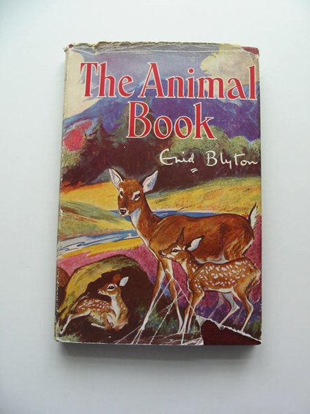 Photo of THE ANIMAL BOOK- Stock Number: 593825