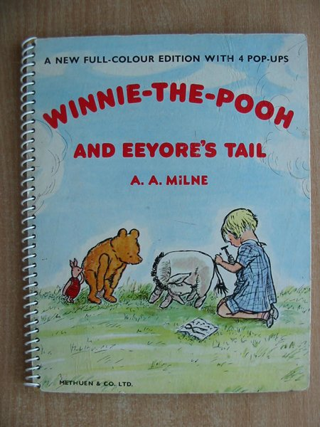 Photo of WINNIE-THE-POOH AND EEYORE'S TAIL- Stock Number: 593895