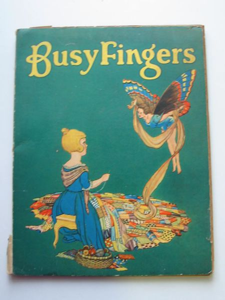 Photo of BUSY FINGERS published by John F. Shaw & Co Ltd. (STOCK CODE: 593953)  for sale by Stella & Rose's Books