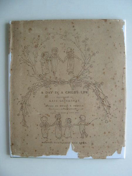 Photo of A DAY IN A CHILD'S LIFE written by Foster, Myles B. illustrated by Greenaway, Kate published by George Routledge & Sons (STOCK CODE: 594222)  for sale by Stella & Rose's Books