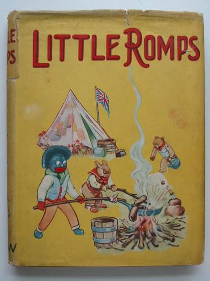 Photo of LITTLE ROMPS written by Brown, Mollie illustrated by Browne, Jacques published by John F. Shaw & Co Ltd. (STOCK CODE: 594424)  for sale by Stella & Rose's Books