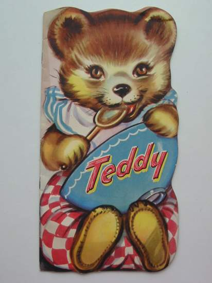 Photo of TEDDY (STOCK CODE: 594509)  for sale by Stella & Rose's Books