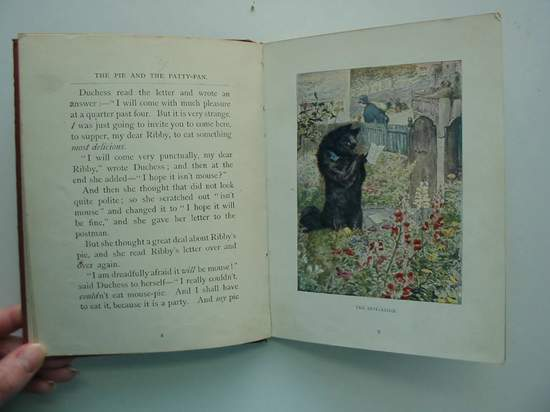 Photo of THE PIE AND THE PATTY-PAN written by Potter, Beatrix illustrated by Potter, Beatrix published by Frederick Warne & Co. (STOCK CODE: 594580)  for sale by Stella & Rose's Books
