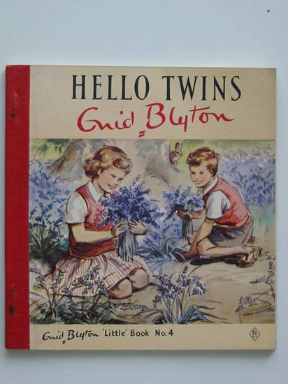 Photo of HELLO TWINS written by Blyton, Enid illustrated by Brett, Molly published by The Brockhampton Press Ltd. (STOCK CODE: 594717)  for sale by Stella & Rose's Books