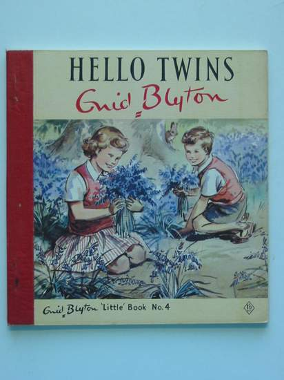 Photo of HELLO TWINS written by Blyton, Enid illustrated by Brett, Molly published by The Brockhampton Press Ltd. (STOCK CODE: 594810)  for sale by Stella & Rose's Books