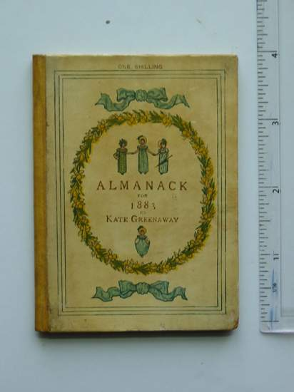 Photo of ALMANACK FOR 1883- Stock Number: 594894