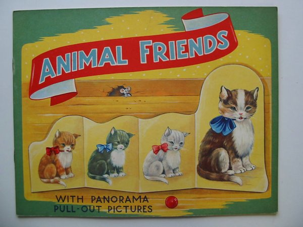 Photo of ANIMAL FRIENDS WITH PANORAMA PULL-OUT PICTURES illustrated by Eshuis, Dick published by B.B. Ltd. (STOCK CODE: 595071)  for sale by Stella & Rose's Books