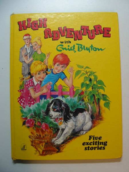 Photo of HIGH ADVENTURE written by Blyton, Enid published by Sandle Brothers Ltd. (STOCK CODE: 595122)  for sale by Stella & Rose's Books