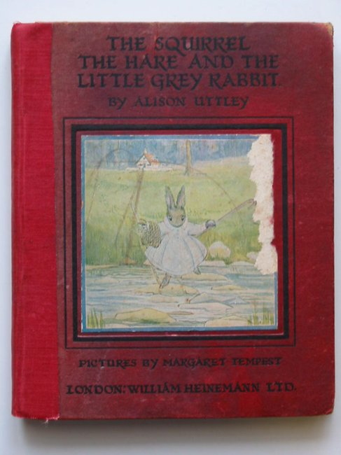 Photo of THE SQUIRREL THE HARE AND THE LITTLE GREY RABBIT- Stock Number: 595132