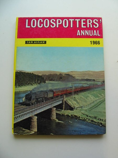 Photo of LOCOSPOTTERS' ANNUAL 1966- Stock Number: 595373